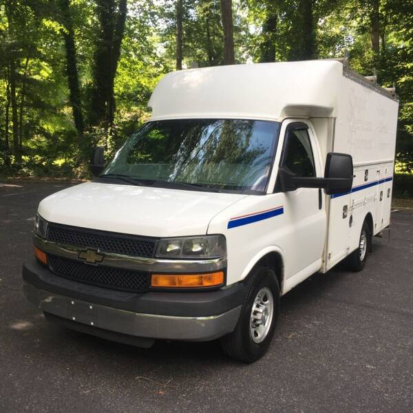2015 Chevrolet Express Cutaway for sale at Bowie Motor Co in Bowie MD