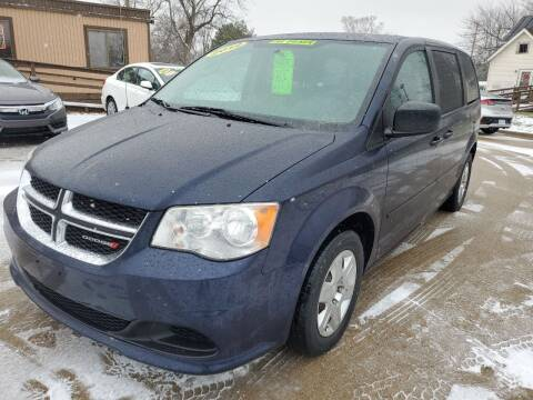 2012 Dodge Grand Caravan for sale at Kachar's Used Cars Inc in Monroe MI
