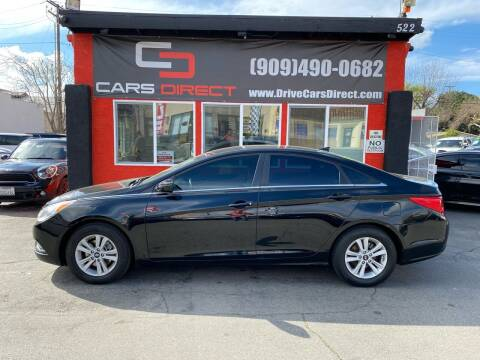 2013 Hyundai Sonata for sale at Cars Direct in Ontario CA