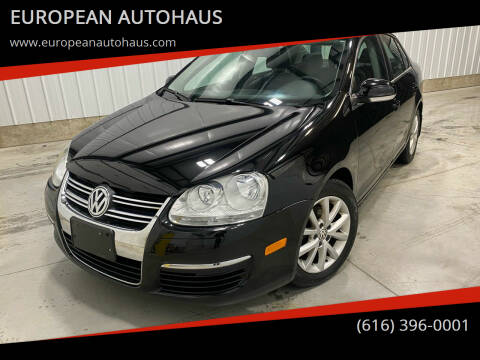 2010 Volkswagen Jetta for sale at EUROPEAN AUTOHAUS in Holland MI