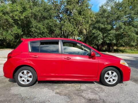 2007 Nissan Versa for sale at Faith Auto Sales in Jacksonville FL