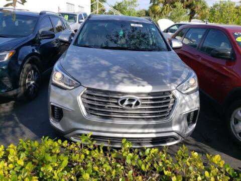 2017 Hyundai Santa Fe for sale at Mike Auto Sales in West Palm Beach FL