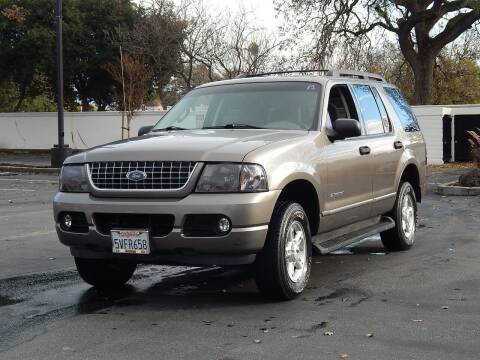 2005 Ford Explorer for sale at Gilroy Motorsports in Gilroy CA
