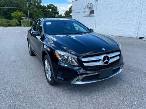 2017 Mercedes-Benz GLA for sale at LUXURY AUTO MALL in Tampa FL