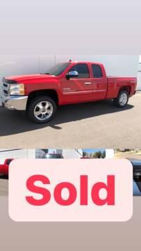 2013 Chevrolet Silverado 1500 for sale at EXPRESS AUTO GROUP in Phoenix AZ