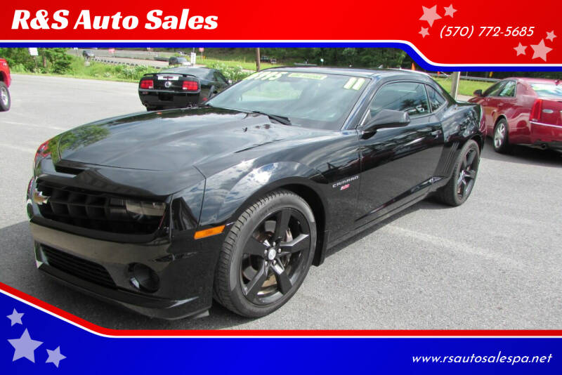 2011 Chevrolet Camaro for sale in Linden, PA