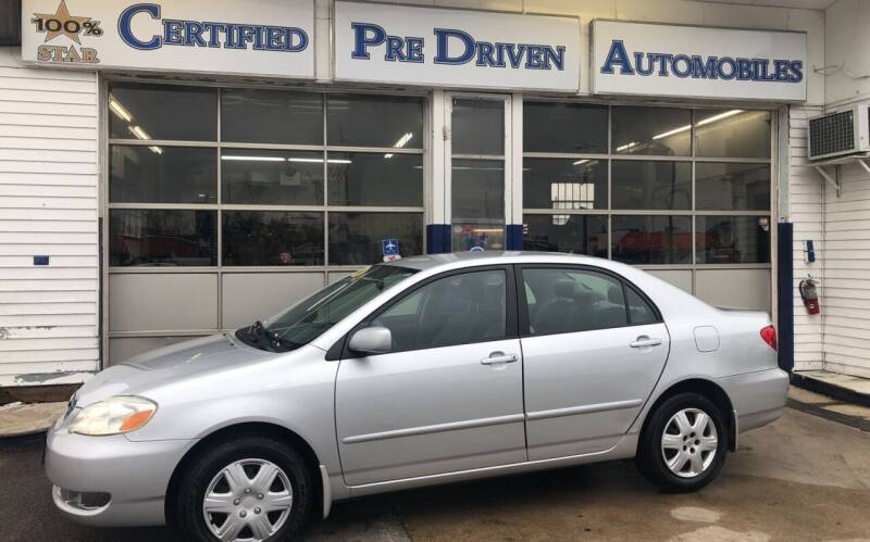 2006 Toyota Corolla for sale at Jack E. Stewart's Northwest Auto Sales, Inc. in Chicago IL