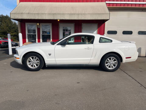 2009 Ford Mustang for sale at JWP Auto Sales,LLC in Maple Shade NJ