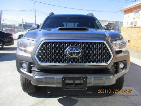 2018 Toyota Tacoma for sale at Atlantic Motors in Chamblee GA