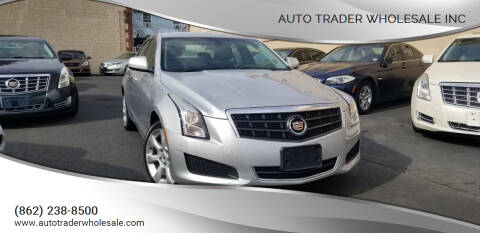 2014 Cadillac ATS for sale at Auto Trader Wholesale Inc in Saddle Brook NJ