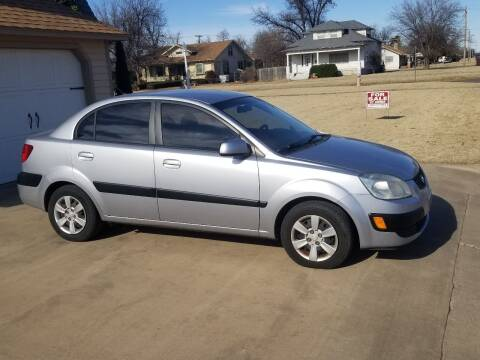 2007 Kia Rio for sale at Eastern Motors in Altus OK