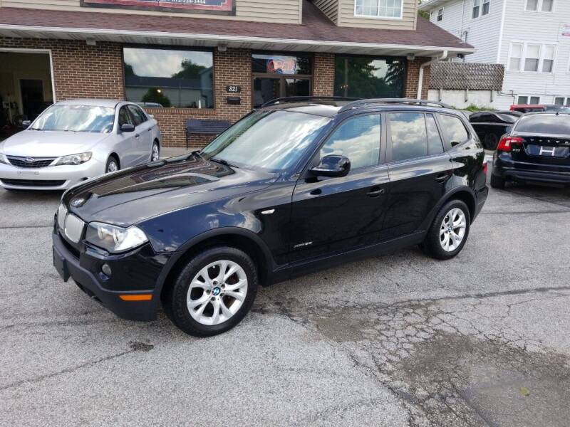 2010 BMW X3 for sale at Indiana Auto Sales Inc in Bloomington IN