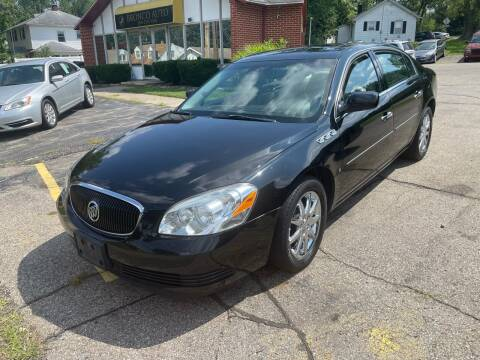 2008 Buick Lucerne for sale at Bronco Auto in Kalamazoo MI