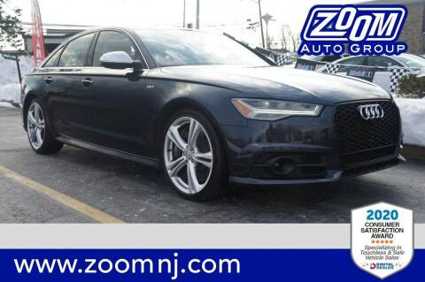 2017 Audi S6 for sale at Zoom Auto Group in Parsippany NJ
