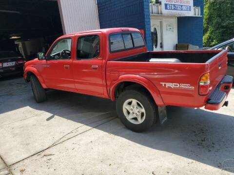 2004 Toyota Tacoma for sale at Moreland Motorsports in Conley GA
