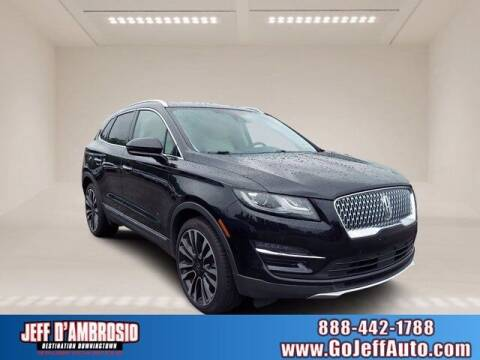 2019 Lincoln MKC for sale at Jeff D'Ambrosio Auto Group in Downingtown PA