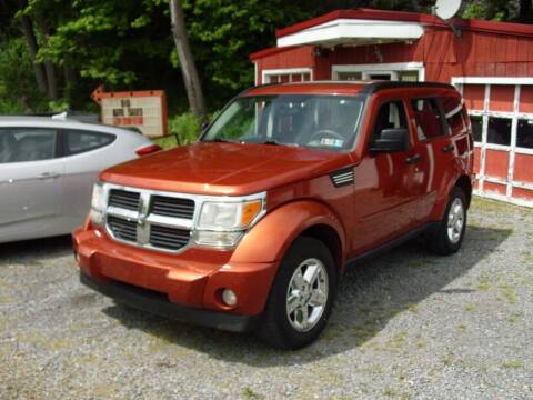 2008 Dodge Nitro for sale at D & D AUTO SALES in Jersey Shore PA