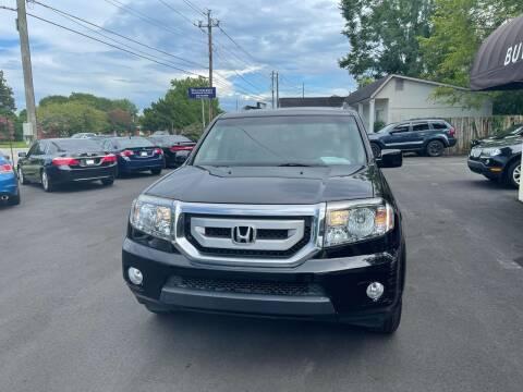 2011 Honda Pilot for sale at Downtown Motors in Macon GA