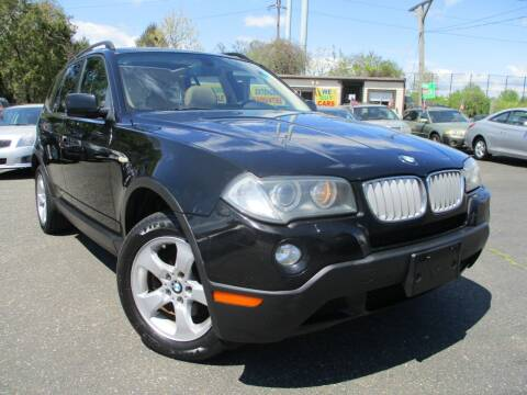 2008 BMW X3 for sale at Unlimited Auto Sales Inc. in Mount Sinai NY