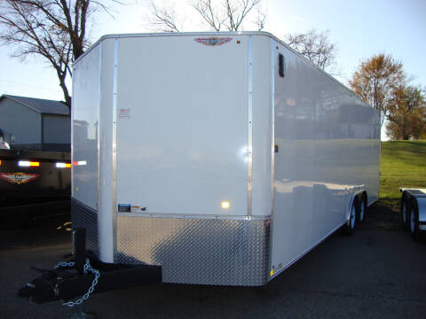 2021 H&H 101x20 for sale at Ditsworth Auto Sales in Bancroft IA