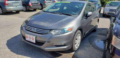 2011 Honda Insight for sale at Union Street Auto in Manchester NH