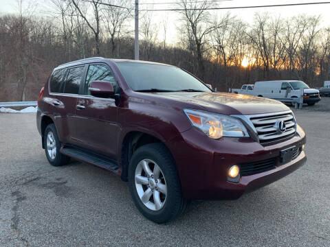 2011 Lexus GX 460 for sale at George Strus Motors Inc. in Newfoundland NJ