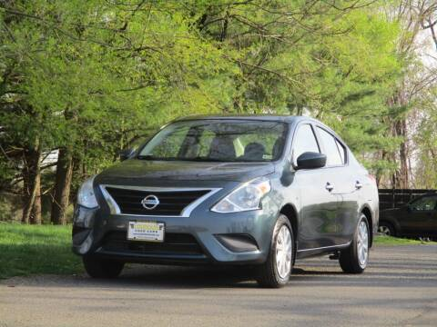 2016 Nissan Versa for sale at Loudoun Used Cars in Leesburg VA