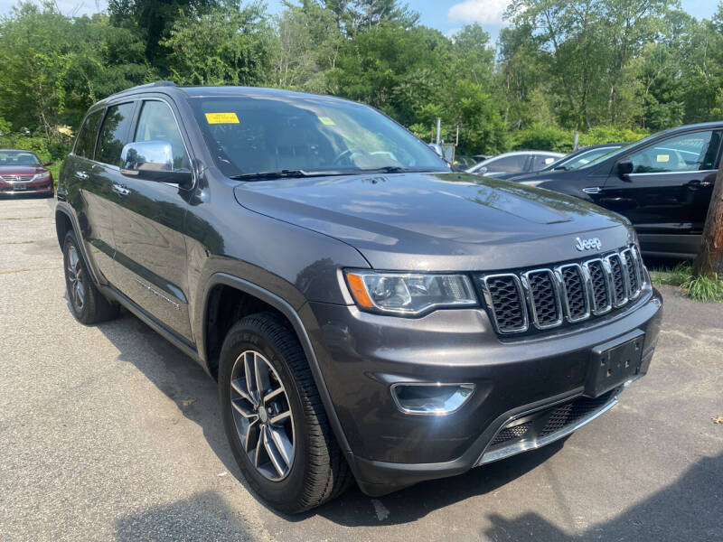 2017 Jeep Grand Cherokee for sale at Royal Crest Motors in Haverhill MA