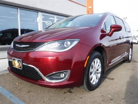 2019 Chrysler Pacifica for sale at Torgerson Auto Center in Bismarck ND
