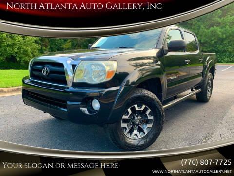2006 Toyota Tacoma for sale at North Atlanta Auto Gallery, Inc in Alpharetta GA