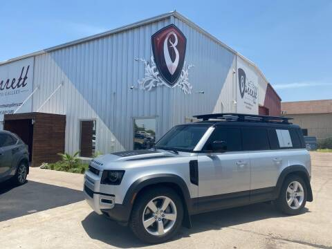 2020 Land Rover Defender for sale at Barrett Auto Gallery in San Juan TX