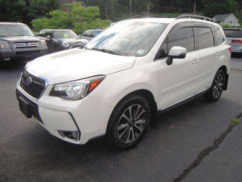2018 Subaru Forester for sale at 1-2-3 AUTO SALES, LLC in Branchville NJ
