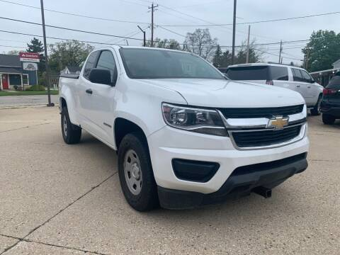 2016 Chevrolet Colorado for sale at Auto Gallery LLC in Burlington WI