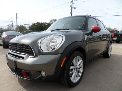 2013 MINI Countryman for sale at West End Motors Inc in Houston TX