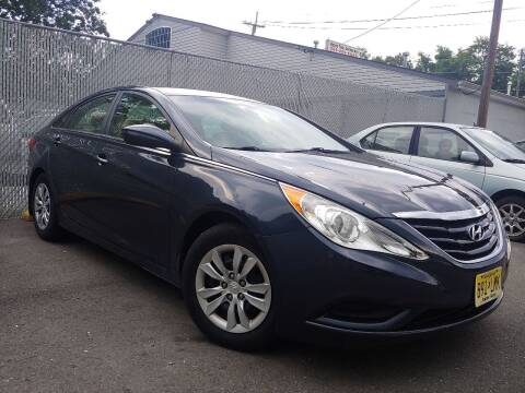 2012 Hyundai Sonata for sale at Motor Pool Operations in Hainesport NJ