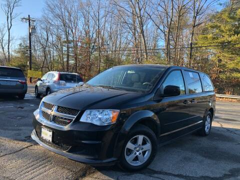 2013 Dodge Grand Caravan for sale at Royal Crest Motors in Haverhill MA