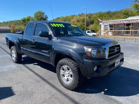 2008 Toyota Tacoma for sale at Elk Avenue Auto Brokers in Elizabethton TN
