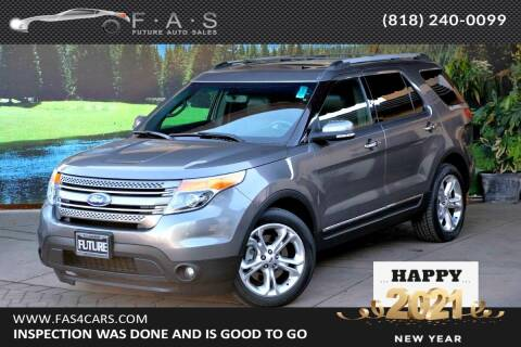 2014 Ford Explorer for sale at Best Car Buy in Glendale CA