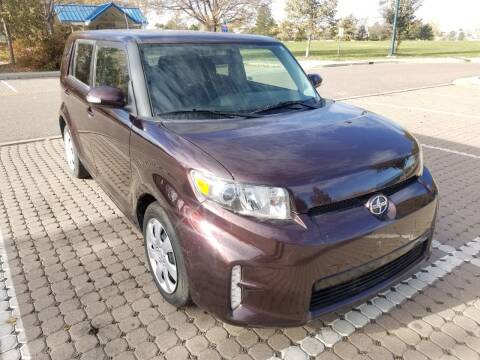 2014 Scion xB for sale at Red Rock's Autos in Denver CO