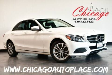 2015 Mercedes-Benz C-Class for sale at Chicago Auto Place in Bensenville IL