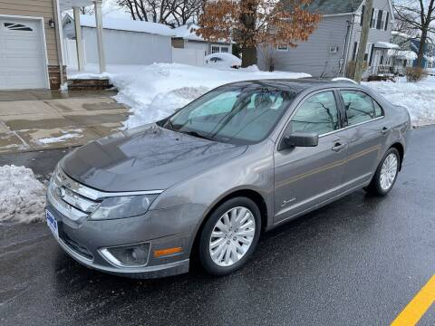 2010 Ford Fusion Hybrid for sale at Jordan Auto Group in Paterson NJ
