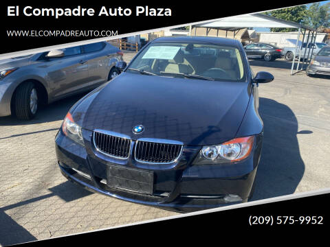 2008 BMW 3 Series for sale at El Compadre Auto Plaza in Modesto CA