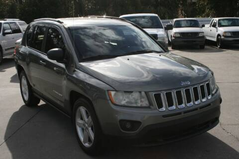 2011 Jeep Compass for sale at Mike's Trucks & Cars in Port Orange FL