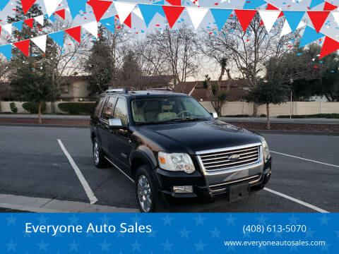 2007 Ford Explorer for sale at Everyone Auto Sales in Santa Clara CA