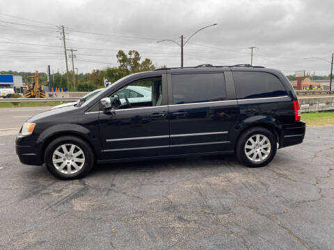 2010 Chrysler Town and Country for sale at Brian Jones Motorsports Inc in Danville VA