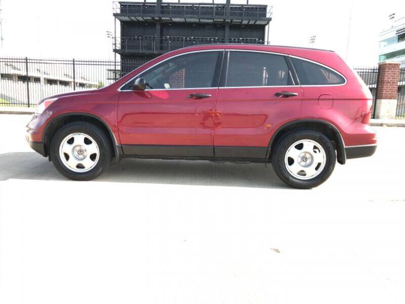 2010 Honda CR-V for sale at ALL AMERICAN FINANCE AND AUTO in Houston TX