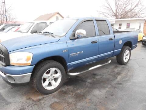 2006 Dodge Ram Pickup 1500 for sale at Granite Motor Co 2 in Hickory NC