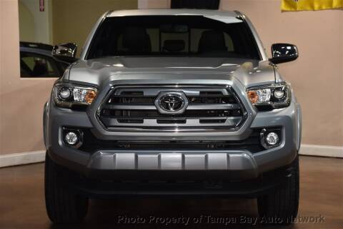 2017 Toyota Tacoma for sale at Tampa Bay AutoNetwork in Tampa FL