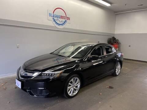 2017 Acura ILX for sale at WCG Enterprises in Holliston MA