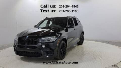 2016 BMW X5 M for sale at NJ State Auto Used Cars in Jersey City NJ